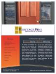 Doors Brochure PDF